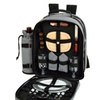 Picnic Backpack Cooler for Two