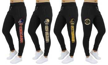 Women's Football Stripes Joggers (Plus Sizes Available)