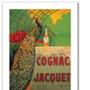 'Cognac Jacquet' Canvas Rolled Art