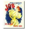 Papier a Cigarettes Job Canvas Print