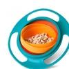 Children's Bowl 360 Degree Rotation Balance Gyro Flying Saucer Bowl