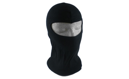 Ninja Oval Opening Mens Thin Face Ski Mask c3f2cd1b-3f75-4f14-badc-d0a498cb4612