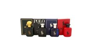 Polo 4 Pcs Mini Set For Men