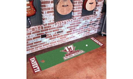 University of Alabama 2017 Football National Champions Putting Green Mat b7863bba-afc3-44aa-b8f9-19012e9b2f34