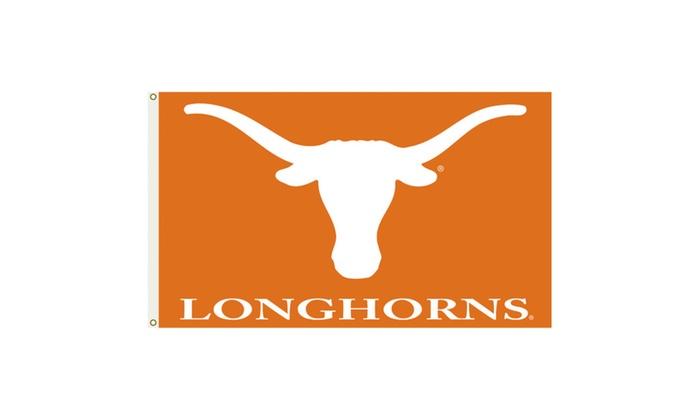 Texas Longhorns 3 X 5 Flag