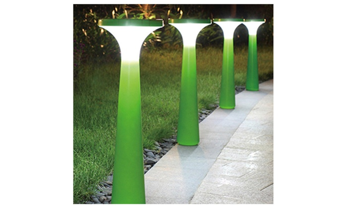 Yarra 26in Solar Garden Stakes Path Lights Outdoor LED Elegant Road Li
