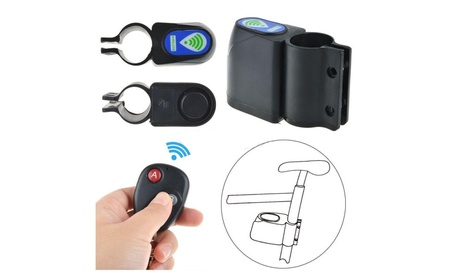 Bicycle Lock Cycling Security Wireless Remote Control Vibration Alarm 81376e42-2ef1-4915-8eb9-bfc1f4f151cf