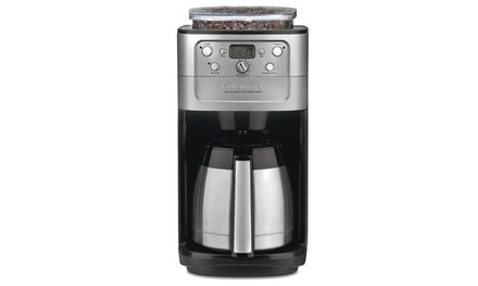 Cuisinart DGB-900BC Grind and Brew Thermal 12-Cup Automatic Coffeemaker Was: $129.95 Now: $94.95.