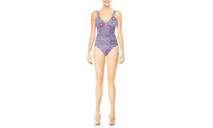 ASSETS BY SPANX Power Suit Full Coverage One Piece