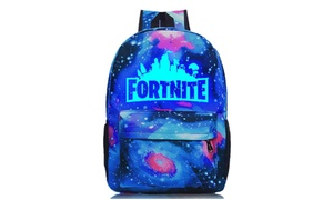Backpack Fortnite School Battle Royale Glow In The Dark Bag