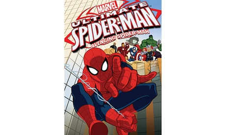 Marvel Ultimate Spider-Man: Avenging Spider-Man f8b3dd41-3494-4c62-9138-fc09e0d81ad7