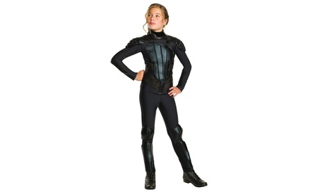 The Hunger Games: Mockingjay Part 2 Deluxe Tween Katniss Costume 6b6c11cc-b4ba-415f-9dd5-238dfce2e29e