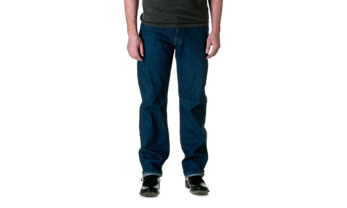 Republic Mens Straight Leg Jean BDJ75A-2