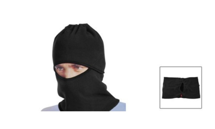 3pack Thermo-Fleece Balaclava Face and Neck Warmer