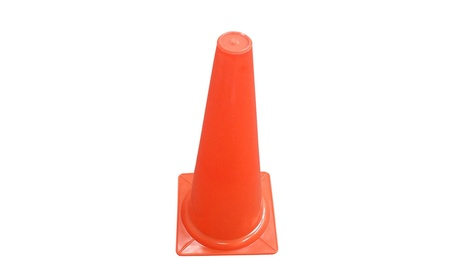Dick Martin Sports Massc15 Safety Cone 15 in. With Base 27bf0201-e3eb-4f1a-b4d6-ee9a8ada3df3