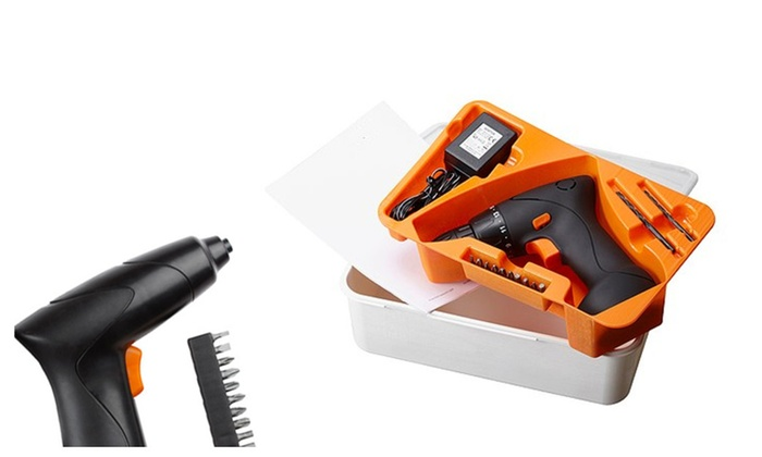 Cordless Screwdriver/Drill For General Driving Or Simple Drilling Work