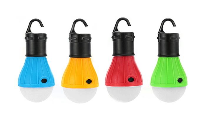 Portable LED Camping Lantern Tent Light Bulb for Hiking
