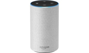 Amazon Echo (2nd Generation) Voice-Controlled Speaker with Alexa