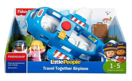 Fisher Price Little People Airplane DJB53 2b3509c2-9f62-489b-8201-ac279bd12e08