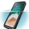 iPhone X Case, i-Blason Aegis Waterproof Full-body Rugged Case