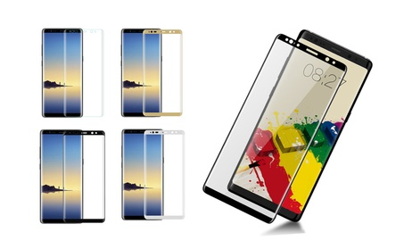 Samsung Galaxy Note 8 Full 3D Curved Tempered Glass Screen Protector b57786f3-3a1b-4a3b-abad-907037fc6809