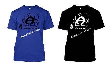 Awareness is Key T-Shirts