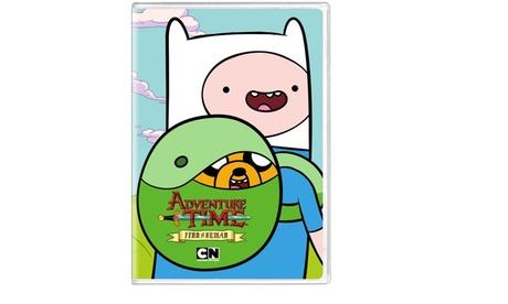 Cartoon Network: Adventure Time - Finn the Human (V8) (DVD) 25fdc6d8-c739-42c1-bdab-e1d8a12780eb