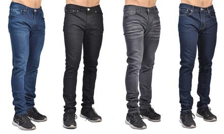 Indigo People Mens Fashion Jeans