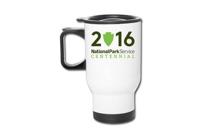 2016 National Park Service Centennial Logo Travel Mug With Handles e99703a8-f62c-477c-8571-42cd919c1369