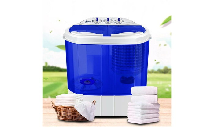 Up To 30% Off on Mini 10.4lbs Washing Machine ... | Groupon ...