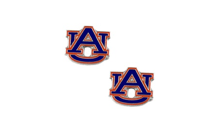 Auburn Tigers Post Stud Earring NCAA Charm Set 0f2302ac-83d3-4339-817e-af026734197d