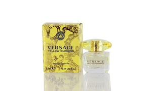 Versace Yellow Diamond by Versace EDT Spray- Ladies (Multiple Sizes Available)
