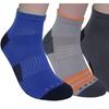 SP Sox Men's Athletic Low Cut Socks (6-Pack)