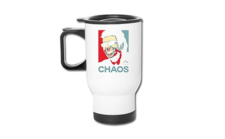 Ian Malcolm Jurassic Park Tumblers Travel Mug Cool Cup Best Coffee Mug f53278e3-8ec8-4650-9f9a-08701c220199