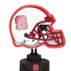 Neon Helmet Lamp-North Carolina St