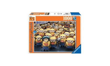 Despicable Me 3: 1000 Pcs 11c8218e-75be-4147-95ce-90718d97c200