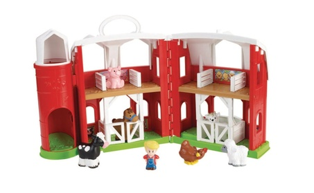Fisher-Price Little People Animal Friends Farm 0a74e83e-abbf-452f-bc71-027bdad2e500