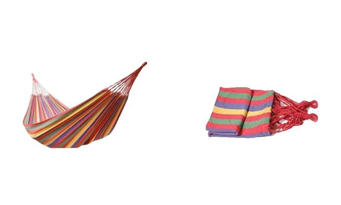 Khazar:  Baja Style Outdoor Hammock