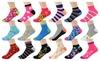 Bargain Zone: Women's Low Cut Socks (18-Pack)