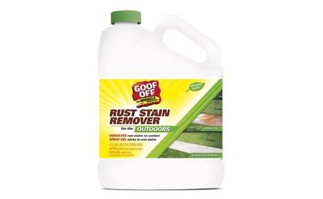 Wm Barr GSX00101 1 Gallon Goof Off Rust Stain Remover f7f013c3-b778-4161-9bc7-e3b391738440