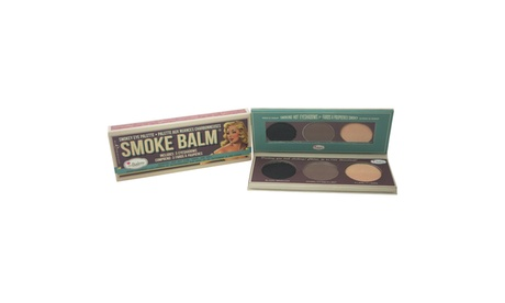 the Balm Smoke Balm Eyeshadow Palette Eyeshadow