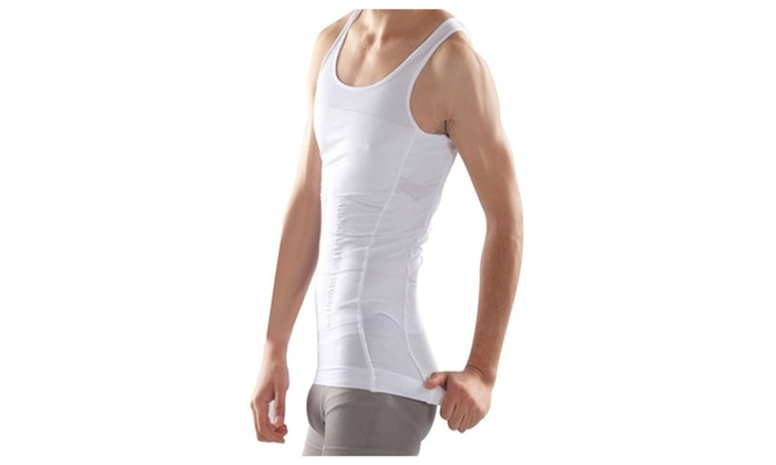 Effective Breathable Material Comfortable Compression Under Shirt