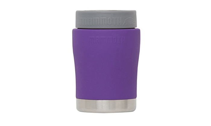 Mammoth Vacuum MS12KZ-268 Koozie 12 oz.Purple