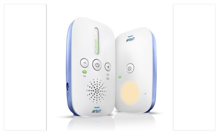 Philips AVENT DECT Baby Monitor 4bb54b23-1ccd-4497-9696-3c98984e09a3