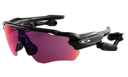 393b575fa2e Shop Groupon Oakley Radar Pace Bluetooth Trainer Sunglasses