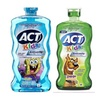 ACT Kids Anti-Cavity Mouthwash, Sponge Bob Squarepants