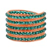 Leprechaun Wrap Bracelet