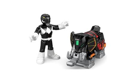 Fisher-Price Imaginext Power Rangers Battle Armor Black Ranger 49f3abc1-7039-40b8-acd5-b58ce2ca7629
