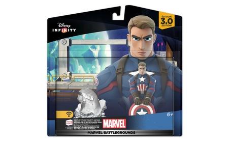 Disney Infinity 3.0 Edition: MARVEL Battlegrounds Play Set 8a2ab9d5-1678-4dfa-b27b-73860193afcc