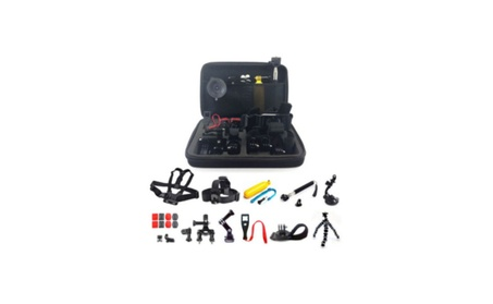 Save Accessories Kit For GoPro Hero 25 in1 Set Chest Mount Monopod 651c8884-7cc4-4ed1-a1a1-2a4a2a790840